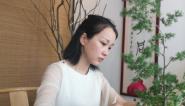 【燃青年】董倩:以花艺启迪美育