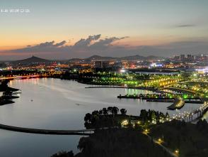 马鞍山:诗城夜话