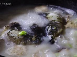 徽州特色美食:板桥泉水鱼